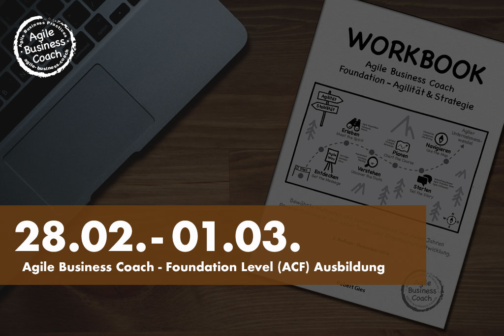 Ausbildung zum zertifizierten Agile Business Coach